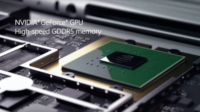 NVIDIA deja caer el lanzamiento de sus nuevas gráficas GeForce 1050 Ti Max-Q