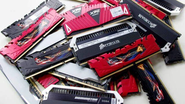 La RAM bajará de precio en 2018 según Reuters