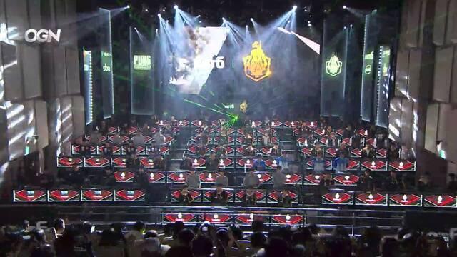 Así es el increíble estadio para los torneos de PUBG de OGN