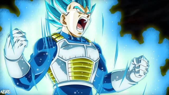 Los fans teorizan sobre la nueva forma de Vegeta en 'Dragon Ball Super'