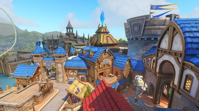 Blizzard World, el nuevo mapa de Overwatch, llegará la semana que viene