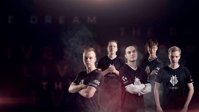 G2 Esports enseña a Europa cómo hay que presentar un equipo en su último vídeo