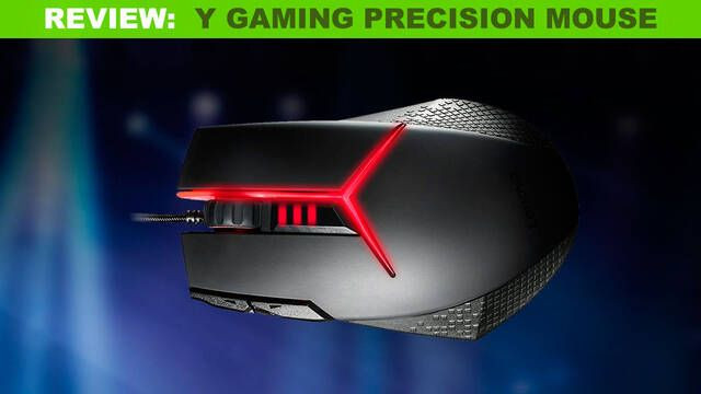 Análisis: Lenovo Y Gaming Precision Mouse