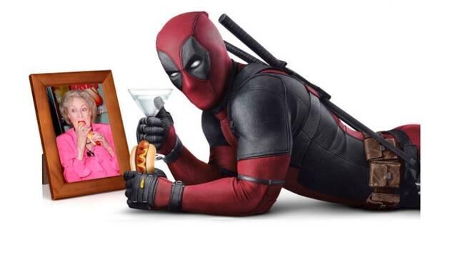 Deadpool desea un feliz cumpleaños a la veterana actriz Betty White