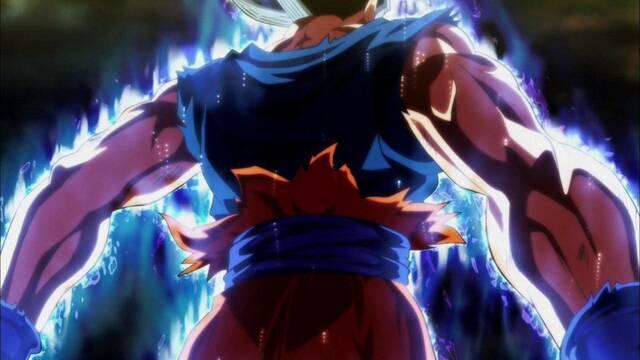 La revista V-Jump comparte un nuevo vistazo al poder Ultra Instinto de Goku