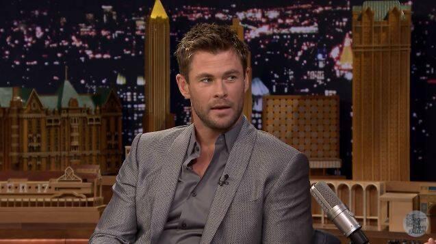 Chris Hemsworth confirma parte del reparto de 'Los Vengadores: Infinity War'