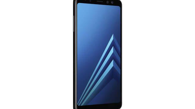 Samsung lanzará en España el Galaxy A8 con doble cámara frontal