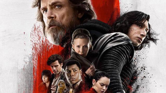 'Star Wars: Los Últimos Jedi' retirada fulminantemente de los cines chinos