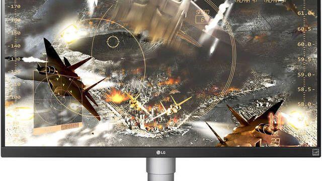 """LG lanza su monitor 4K de 27"""" con FreeSync y HDR"""