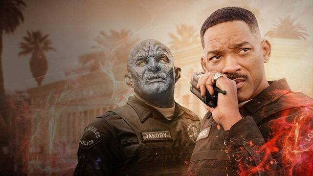 Netflix supera sus expectativas gracias al éxito de Bright