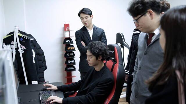 Kongdoo ficha a una estrella del rock coreana para su equipo de PUBG
