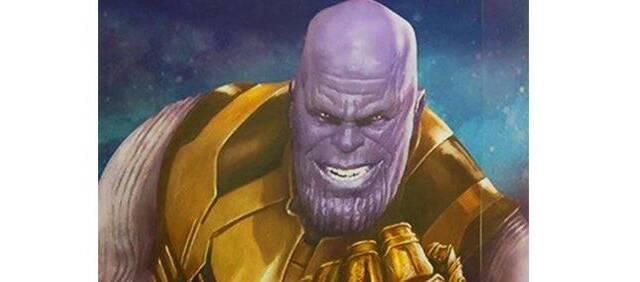 El arte promocional de Los Vengadores: Infinity War muestra un nuevo aspecto de Thanos