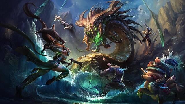 League of Legends, el esport que más ganancias generó en diciembre en PC