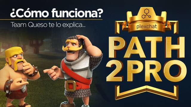 Path2Pro, la nueva liga amateur de Team Queso, Plexchat, Nova eSports y Tribe Gaming