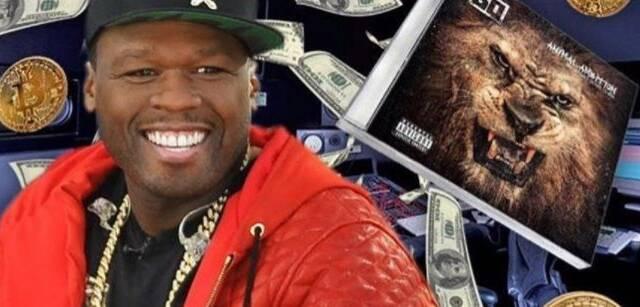 El rapero 50 Cent consigue por sorpresa 8 millones de dólares en Bitcoin
