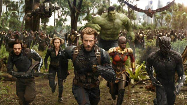El adelanto de 'Los Vengadores: Infinity War' que decepcionó a los fans