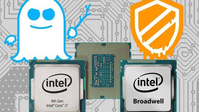 Los nuevos procesadores de Intel para 2018 serán inmunes a Meltdown y Spectre