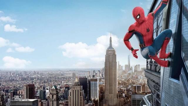 El símbolo de Spider-Man a través de los tiempos