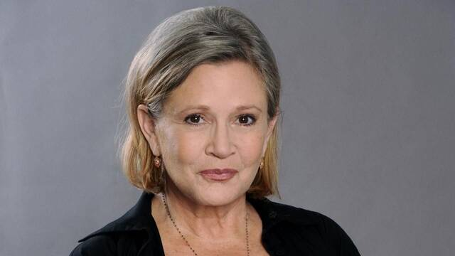 Carrie Fisher gana un Grammy póstumo
