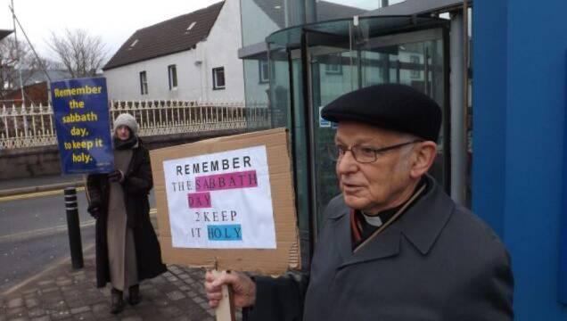 Protestas de la comunidad cristiana por 'Star Wars: Los Últimos Jedi' en una isla de Escocia
