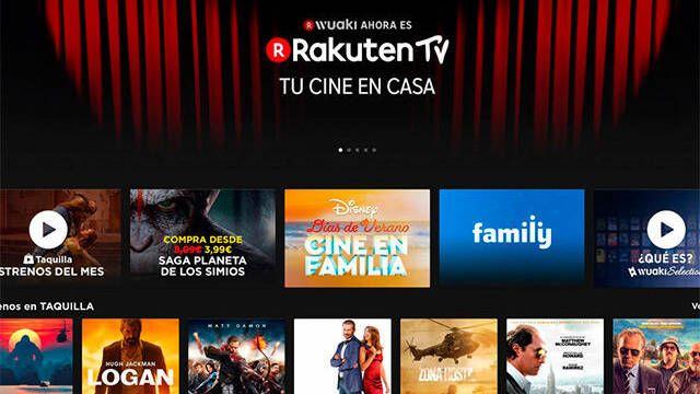 Especial: Las mejores películas de Rakuten Wuaki TV