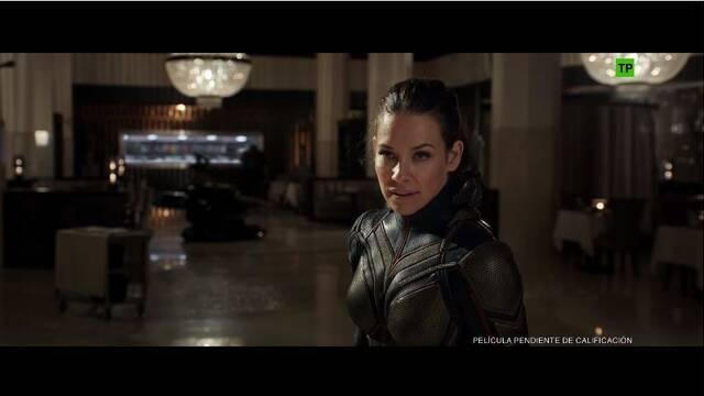 'Ant-Man y La Avispa' se muestra en su primer tráiler oficial