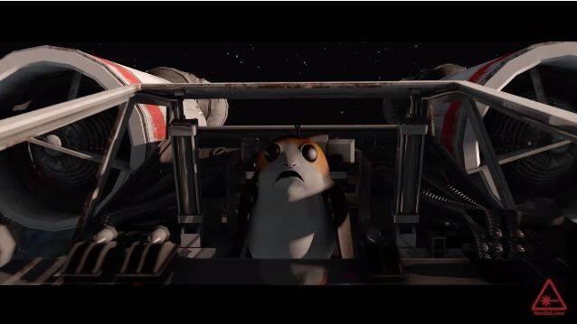 Parodian la cabecera de 'Star Wars: Episodio IX'