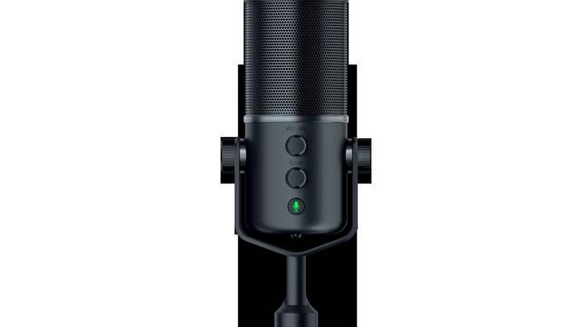 Razer presenta un nuevo micrófono para streamers