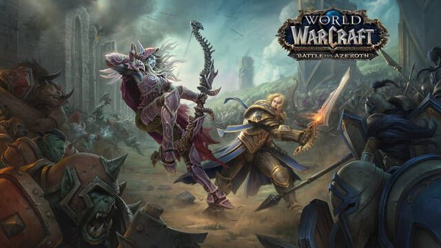 World of Warcraft Battle for Azeroth llega en verano con DirectX 12