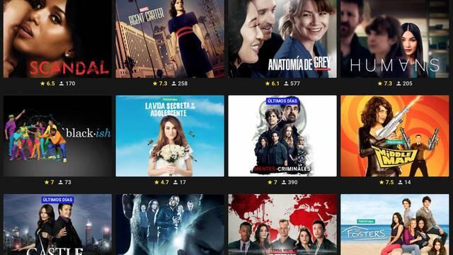 Las mejores series en Rakuten Wuaki TV - Recomendaciones