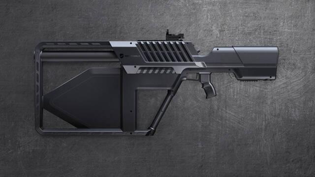 Presentada Dronegun Tactical, la primera pistola antidrones