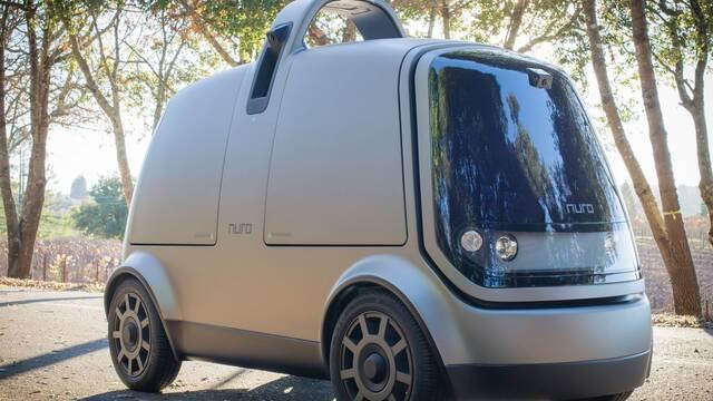 Nuro, el nuevo repartidor autónomo creado por ex Google