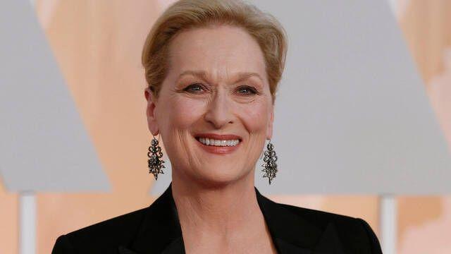 Meryl Streep se convierte en marca registrada
