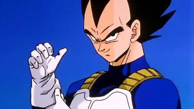 Vegeta se alza como el rival de anime más popular de todos