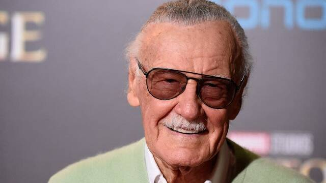 Roban a Stan Lee por valor de 300.000 dólares con un cheque falso