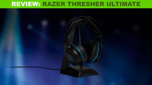 Análisis Razer Thresher Ultimate