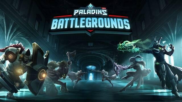 Paladins recibe un modo Battle Royale al estilo PUBG con algunas peculiaridades