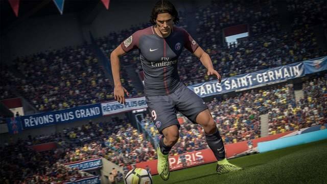 Los mejores goles de FIFA 18 en el inicio del 2018