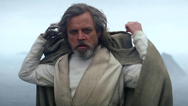 Mark Hamill y Rian Johnson mantuvieron discrepancias durante el rodaje de 'Los Últimos Jedi'
