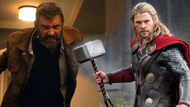 Chris Hemsworth: 'Quiero que Thor forme equipo con Lobezno'