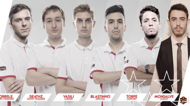MAD Lions presenta su nuevo equipo de CS:GO