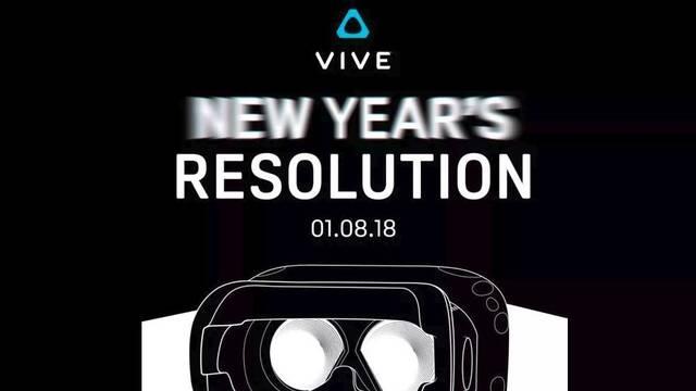 CES 2018: HTC Vive Pro, el nuevo casco de realidad virtual de HTC (Actualizada)