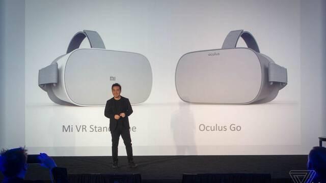 CES 2018: Oculus Go utiliza el procesador Snapdragon 821 de Qualcomm