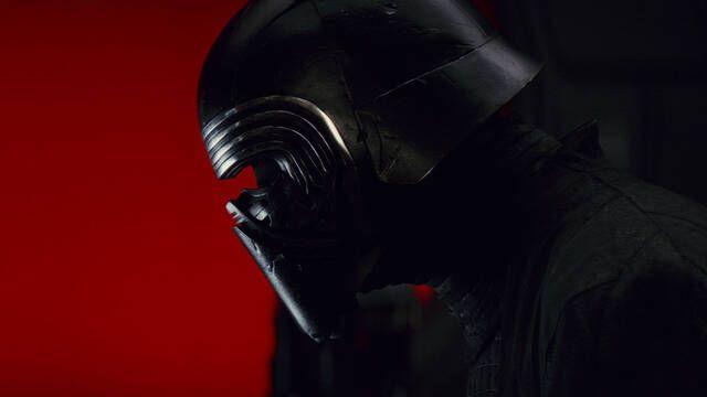 Rian Johnson desmiente un rumor sobre Kylo Ren en 'Los Últimos Jedi'