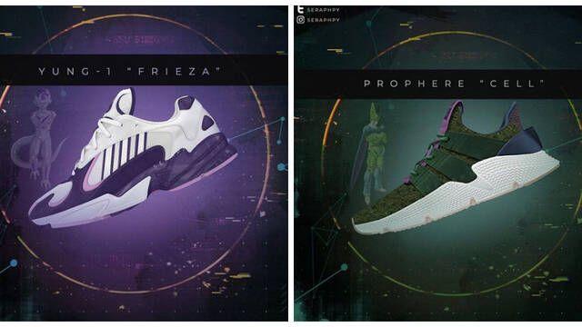Adidas hará las primeras zapatillas inspiradas en Dragon Ball Z