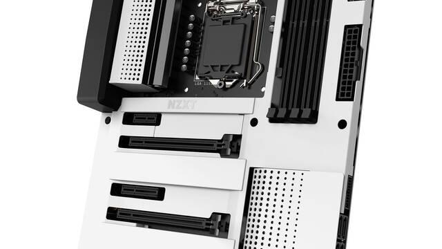 CES 2018: NZXT muestra la N7 Z370, la primera placa base de su historia