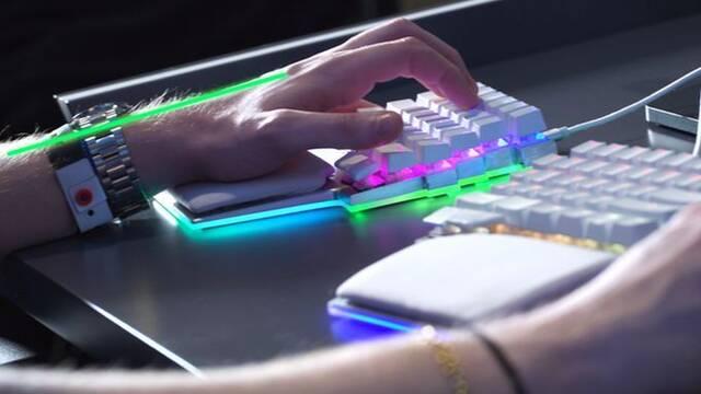 Dygma Raise, el teclado partido pensado para los jugadores de esports