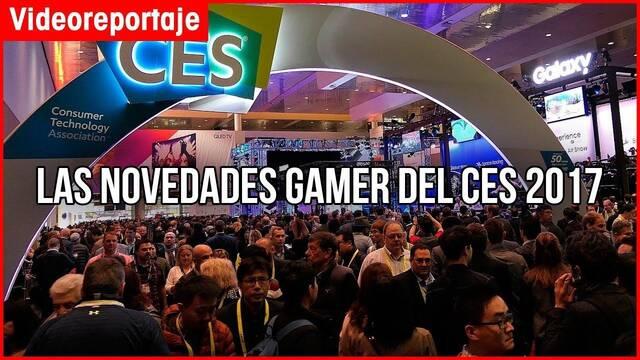 Lo mejor del CES 2018 para gamers