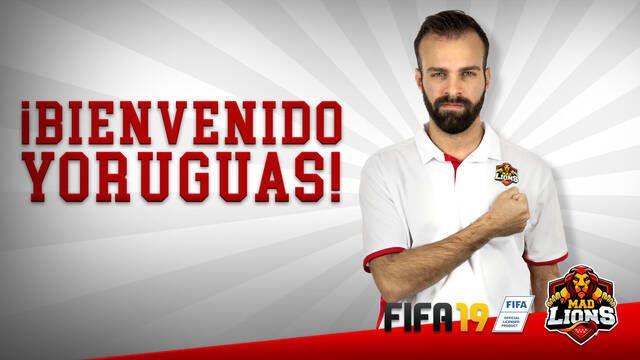 MAD Lions aumenta su apuesta por FIFA fichando a Yoruguas
