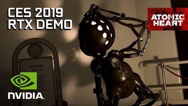 CES 2019: Atomic Hearth, la enésima demo técnica del ray tracing de NVIDIA